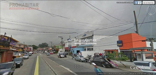 Imagem 1 de 2 de Prédio Comercial Centro Na Vl. São Jose - Pr0059