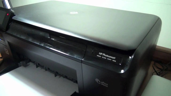 Impressora Multifuncional Hp Photosmart D110 Wi-fi