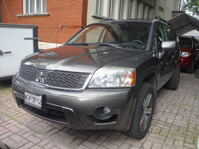 Mitsubishi Endeavor Limited Aa Piel Cd Ee At 2010