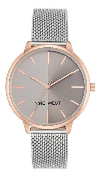 Reloj Nine West Modelo: Nw1981gyrt Envio Gratis Nw1981gyrt
