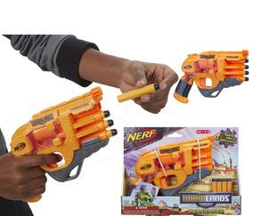 Lançador De Dardos Nerf Hasbro Doomlands Persuader