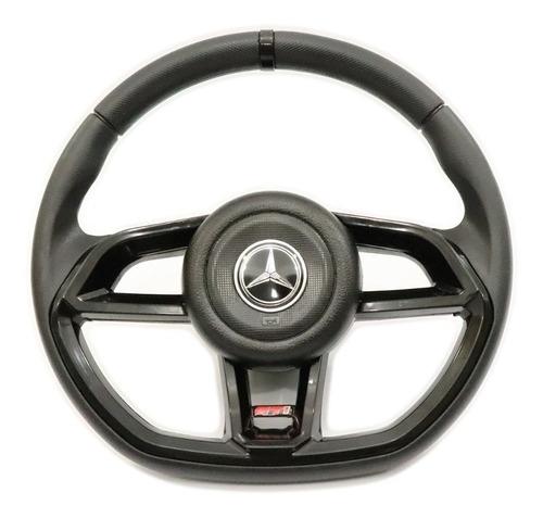 Volante Esportivo Caminhão Mercedes-benz Gti Preto Mb 2831