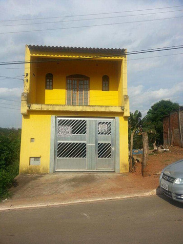 Imagem 1 de 30 de Casa Com 3 Dorms, Refúgio Dos Bandeirantes, Santana De Parnaíba - R$ 330.000,00, 360m² - Codigo: 234788 - V234788