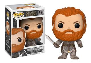 Funko Pop! Game Of Thrones Tormund Giantsbane #53