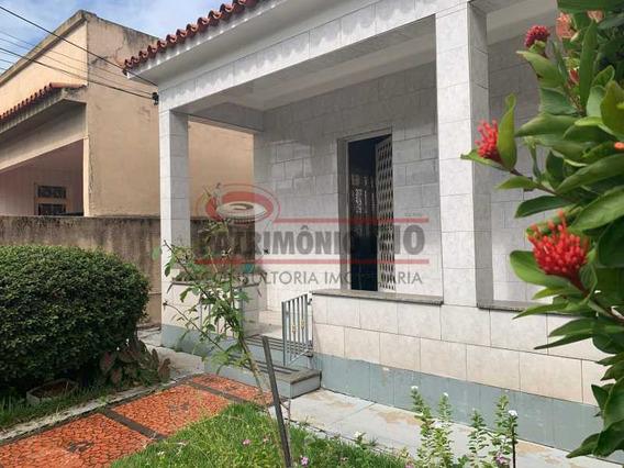 Casa Linear Valqueire - 3quartos - 5vagas - Paca30416