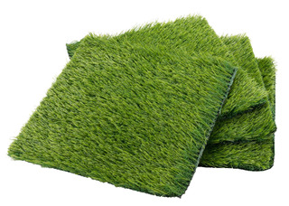 Juvale Artificial Grass - 4-pack Synthetic Grass, Artificial
