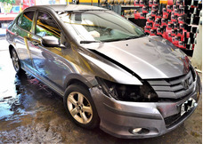 Honda City Elx 1.5 A/t - Baja Definitiva