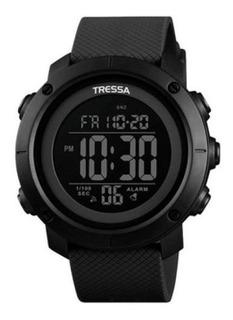 Reloj Tressa Digital Hombre Original Nico