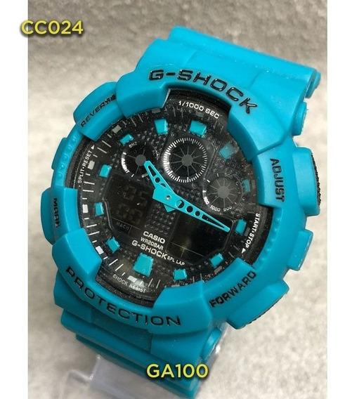 Relógio G Shock Ga 100