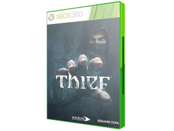 Jogo Thief Xbox 360 Original Lacrado
