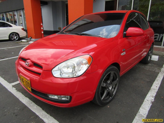 Hyundai Accent At Hatch Back