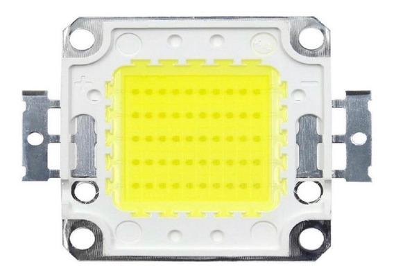 Kit 20 Chip Hld Led Reposição Refletor 50w Branco Frio Nf-e