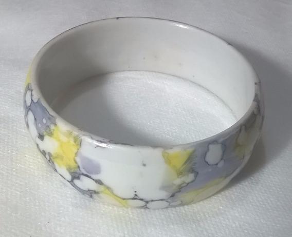 Pulseira Anos 80 Porcelana