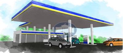 Posto Combustível Para Venda E Locação, Umuarama, Araçatuba. - Pt0009
