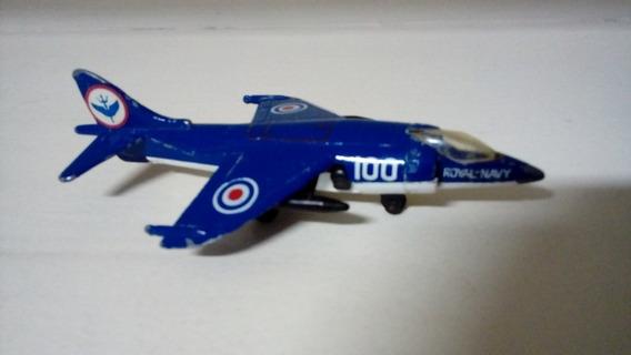 Miniatura De Ferro Matchbox Avião