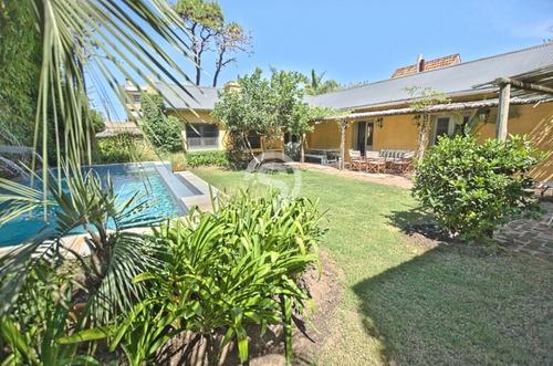 Casa En Alquiler - La Barra- Ref: 118