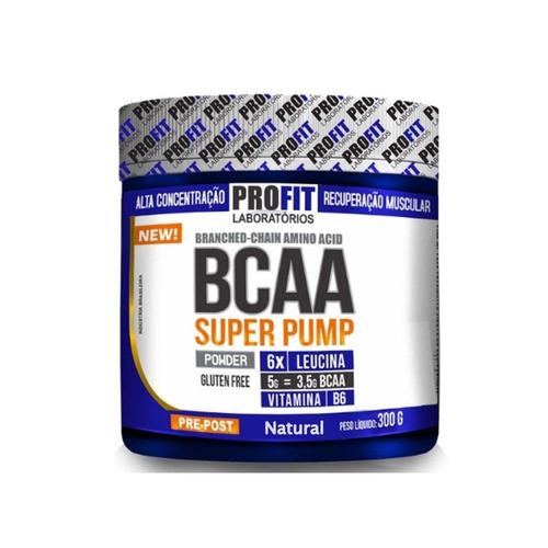 Bcaa Super Pump 150g Natural