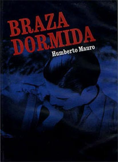 Dvd Brasa Dormida - Humberto Mauro 1928