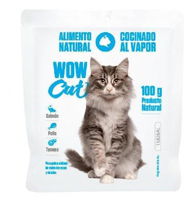 Combo Wow Cat Cocinado * 10unidades - kg a $30000