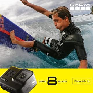 Gopro Hero 8 Black Tienda Autorizada Cuotas - Inteldeals