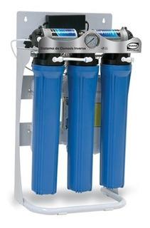 Purificador Osmosis Inversa 800 Gpd 6 Etapas Uv 12 Watts