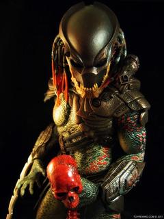 Berserker Predator Hot Toys 1/6 Scale..nuevo!!