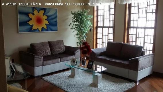Casa Para Venda Em Volta Redonda, Vila Sta Cecília, 3 Dormitórios, 2 Suítes, 2 Banheiros, 6 Vagas - C006
