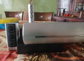 Parlante Y Amplificador Sony Usado Original