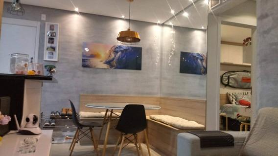 Apartamento Para Alugar, 51 M² Por R$ 2.000,00/mês - Centro - Barueri/sp - Ap0361