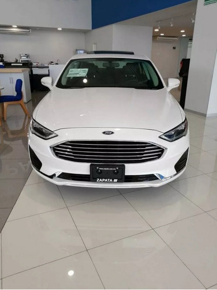 Ford Fusion Híbrido Luxury 2020