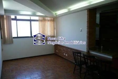 Imagem 1 de 9 de Apartamento 3 Dormitórios No Jd. São Dimas - 116 M² - A3019