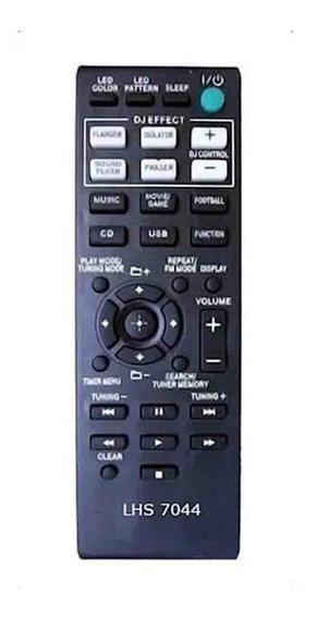 Controle Remot Rm-amu163 System Sony Gpx33 Gpx55 Gpx77 Gpx88
