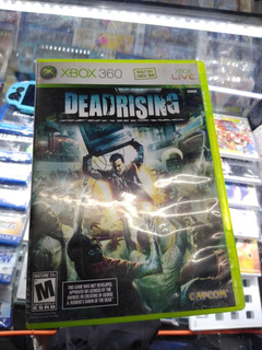 Dead Rising Xbox 360 Primera Edicion . Garantizado