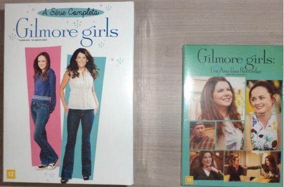 Box Gilmore Girls + Um Ano Pra Recordar (lacrado)
