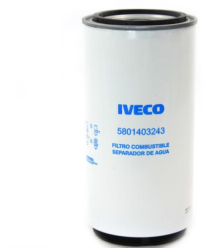 Filtro De Combustible Iveco 5801403243