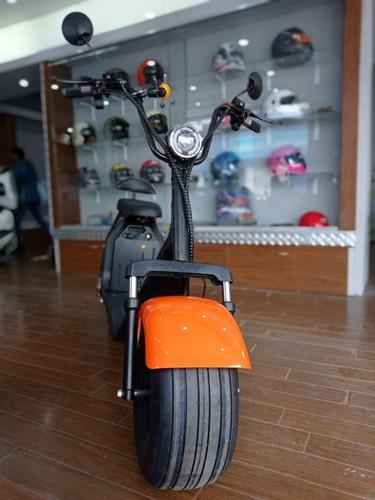 Sunra Scooter Spyracing 1000w 12,5v Moto Electrica
