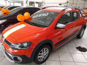 Volkswagen Saveiro 1.6 16v Cross Cab. Dupla Total Flex 2p