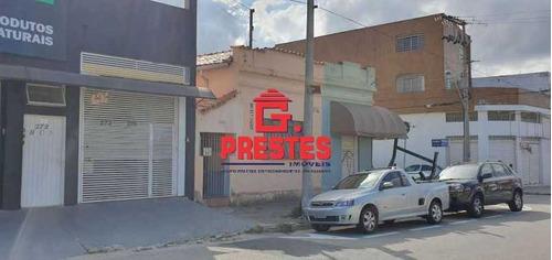 Casa De Rua-à Venda-vila Assis-sorocaba - Stca00015