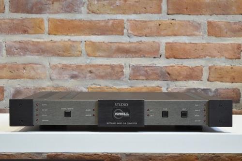 Conversor Digital Análogo Stereo Marca Krell Modelo Studio