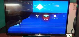Smart Tv Philips 42 Modelo 42pfl5007/77 (pantalla Golpeada)