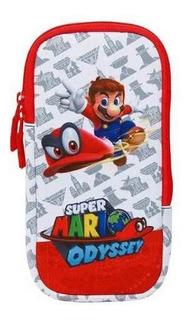 Set De Accesorios Nintendo Switch Super Mario Odyssey