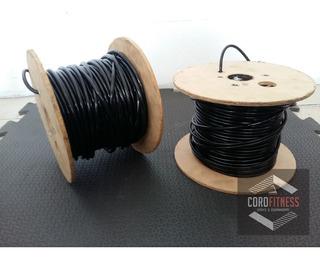 Cable De Acero Forrado Multigimnasio 5mm