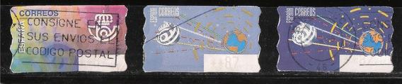España - Estampillas Troqueladas - 1996/97