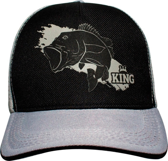Boné King Brasil - Fishing Collection 27