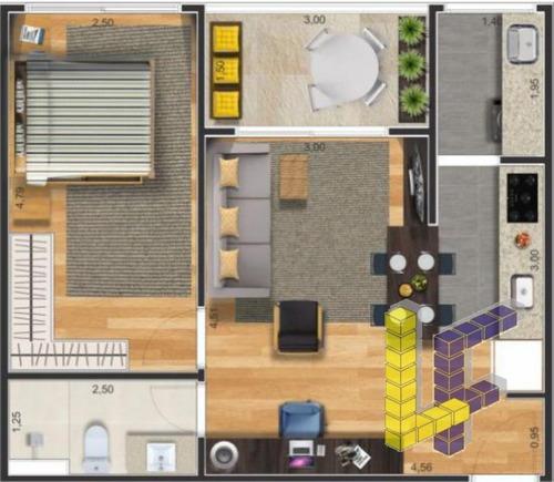 Venda Apartamento Sao Caetano Do Sul Nova Gerty Ref: 13710 - 13710