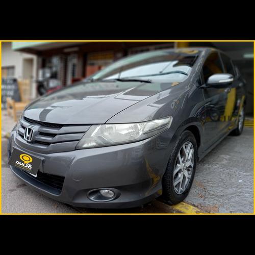 Honda City 1.5 Ex-l At 120cv 2011