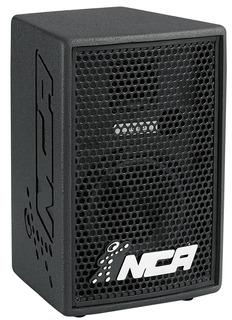 Caixa De Som Acústica Passiva 60w Rms Hq60 Ll Áudio
