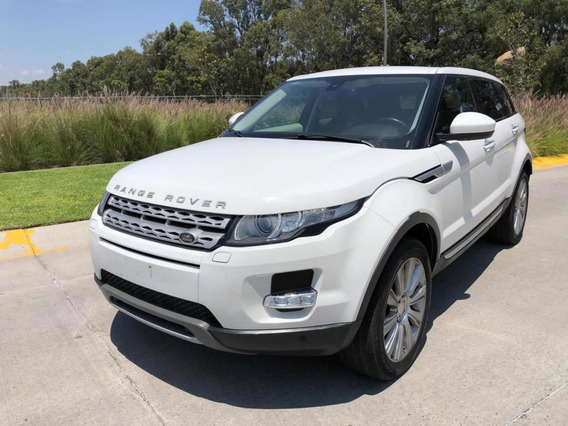 Land Rover Evoque 2.0 Prestige At 2015