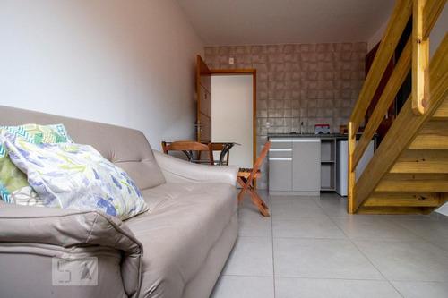Imagem 1 de 15 de Apartamento Para Aluguel - Santa Mônica, 1 Quarto,  33 - 893411394