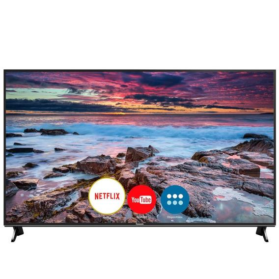 Smart Tv 4k Uhd Hdr 65 Panasonic Wi-fi Hdmi Usb Tc-65fx600b